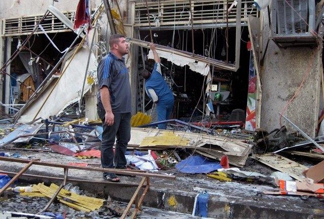 هفت انفجار مرگبار در بغداد/ خونین ترین ماه رمضان عراقی ها رقم خورد