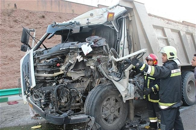 عکس تصادف در جاده های ایران