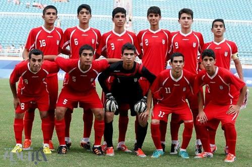 فینالیست شدن نوجوانان ایران با شکست دادن عراق