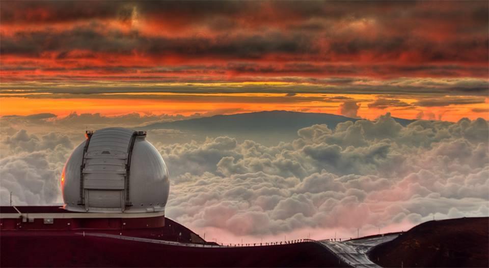 آسمان شگفتانگیز بهترین رصدگاه زمین