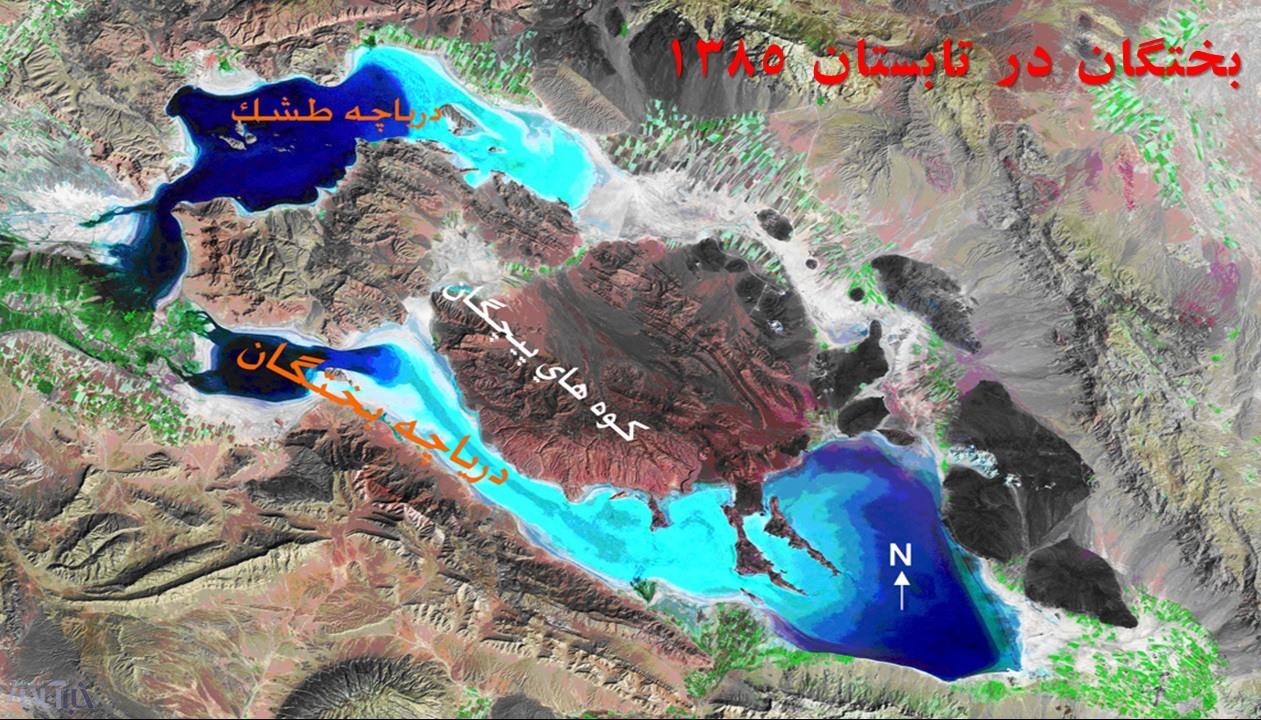 این بختگان نیست که رفته است؛ این بخت ِ ایران است که میرود!