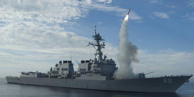 آیا آمریکا به سوریه حمله می کند؟