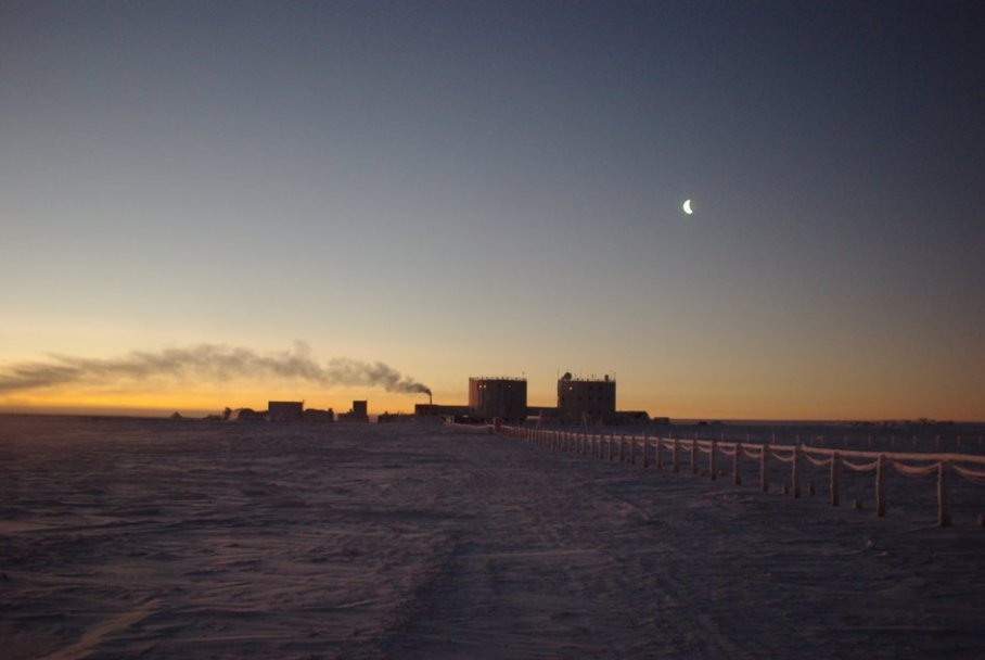 پس از سه ماه تاریکی، آفتاب در قطب جنوب طلوع کرد