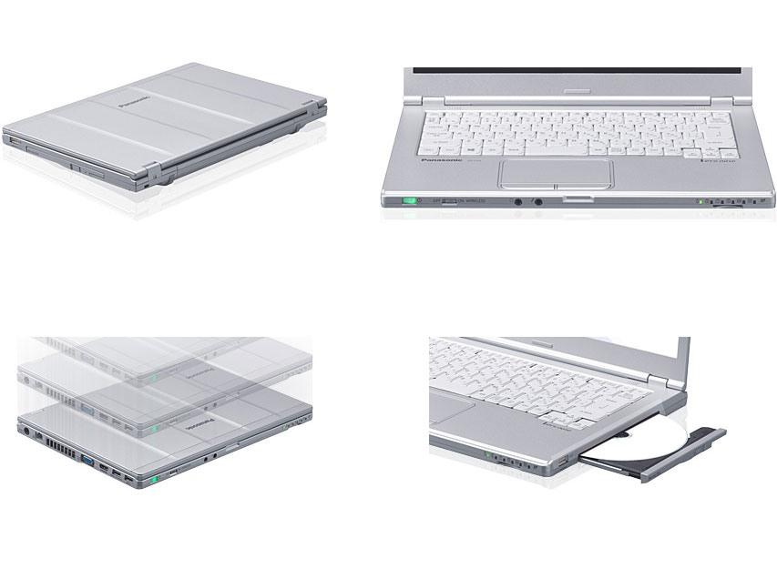 ساخت سبک ترین لپ تاپ 14 اینچی جهان توسط پاناسونیک