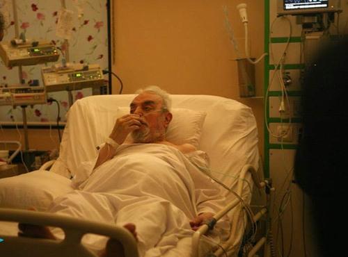 عمل جراحی حبیب الله عسگراولادی با موفقیت انجام شد
