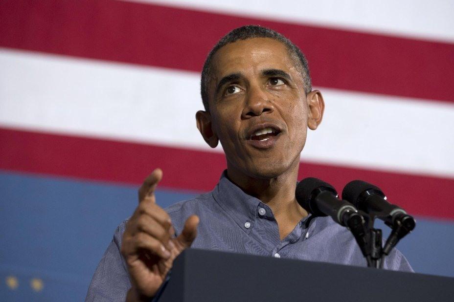 فوری/ اوباما: هنوز تصمیمی برای حمله به سوریه گرفته نشده است
