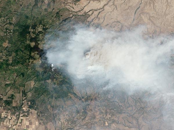 بهترین تصاویر فضایی هفته: از ترن هوایی آتشین تا یک عکس خانوداگی