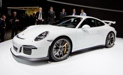 نسل تازه پورشه GT3 911، سریعتر، چابکتر و قدرتمندتر