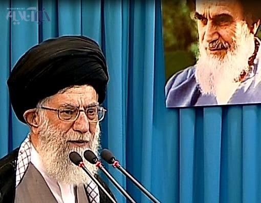 حضرت آیت الله خامنهای: امیدواریم توفیق الهی شامل حال رئیس جمهور بشود