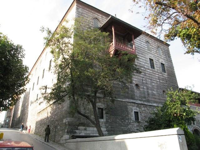 کاخ ابراهیم پاشا ؛ موزه هنرهای اسلامی ترکیه