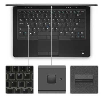 """لپ تاپ های فوق سبک """"دل"""" مجهز به پردازنده جدید هاسول"""