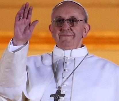 پیام پاپ فرانسوا به مناسبت رسیدن عید فطر