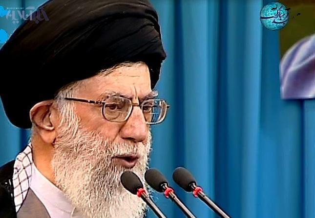 دعای رهبر معظم انقلاب برای دولت روحانی، توصیه به مسئولان و مجلس