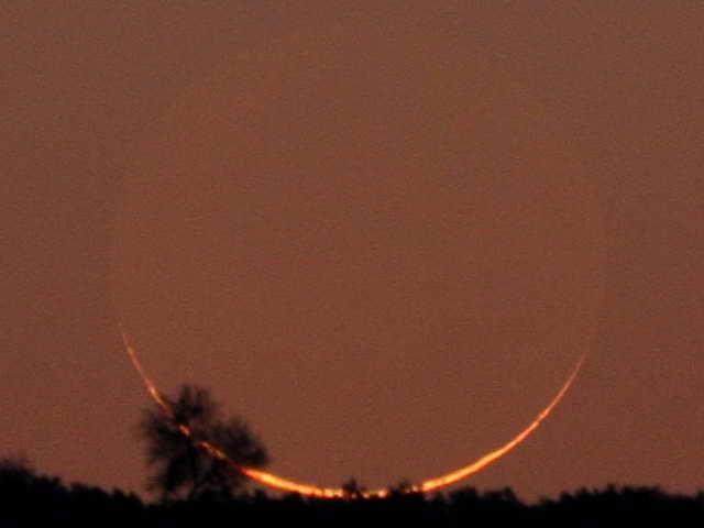 بعید است امروز هلال ماه دیده شود، اما شاید فردا عید فطر باشد!