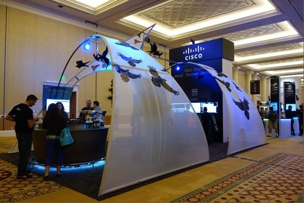 تصاویری از نمایشگاه و کنفرانس هکرهای کلاه سیاه در لاس وگاس