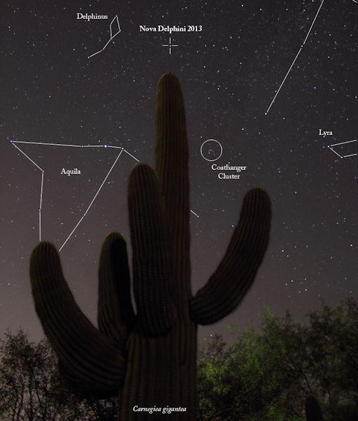 این ستاره 4 روز پیش منفجر شد، تماشای آن را از دست ندهید