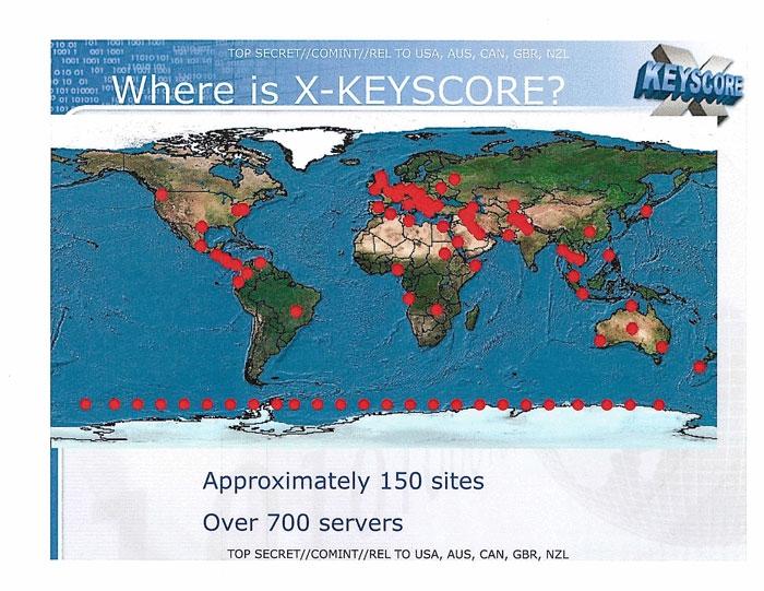 لو رفتن برنامه ای خطرناک تر از پریسم/ XKeyscore  داخل ایمیل ها و کامپیوترها را می خواند