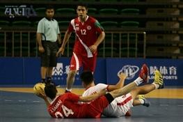 بازیهای آسیایی نوجوانان/ شکست هندبالیستهای ایران برابر عربستان