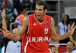 حامد حدادی ارزشمندترین بسکتبالیست آسیا شناخته شد