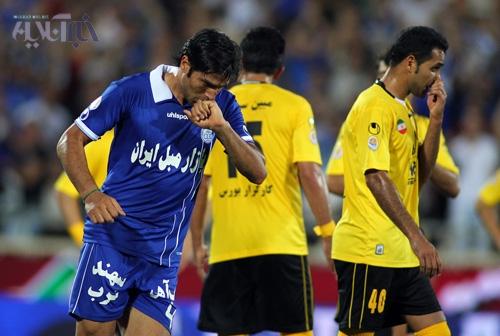 صادقی: بازی برگشت می شود مثل دیدار ایران و استرالیا/بعد از گل شیرازه تیم مان از هم پاشید!