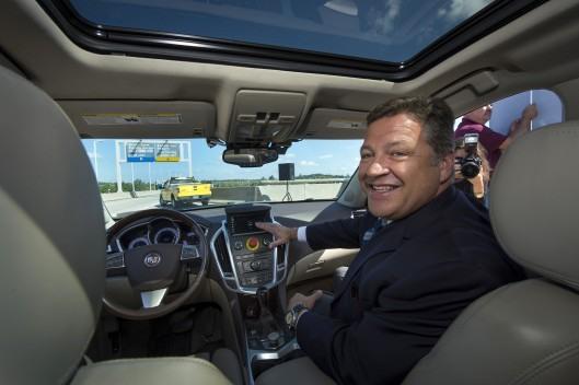 شاید گواهینامه رانندگی تا هفت سال دیگر حذف شود!