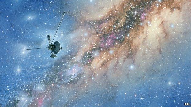بزرگترین ماجراجویی تاریخ بشر: وویجر1 از منظومه شمسی خارج شد