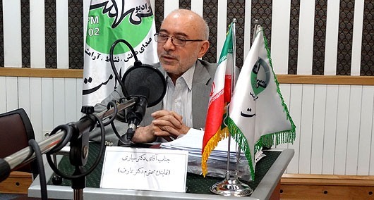 نماینده محمدرضا عارف در انتخابات ریاست جمهوری، معاون وزیر بهداشت شد