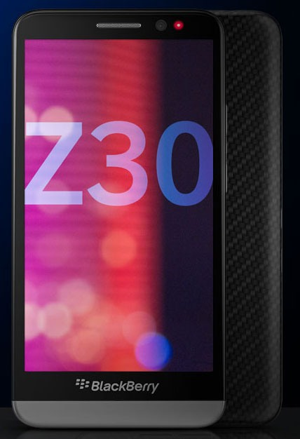تصاویر رسمی از بهترین بلک بری جدید جهان: Z30