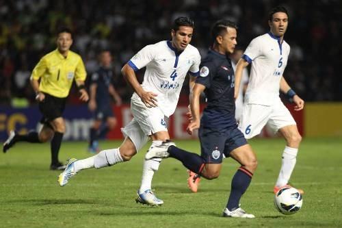 تصاویری از مسابقهای که استقلال را به جمع ۴ تیم برتر آسیا رساند