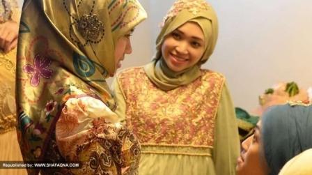 برگزاری مسابقه بین المللی زن شایسته مسلمان در اندونزی