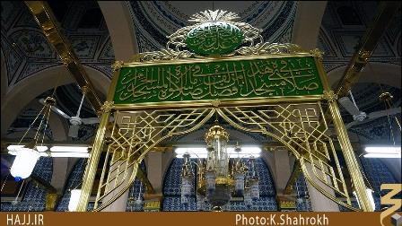 پرفضیلتترین مکان های مسجد پیامبر خدا را بشناسید