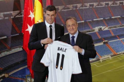 ادعای عجیب مدیرعامل رئال مادرید/ پرز: گرت بیل را ارزان خریدیم؛ او بیش از 100 میلیون یورو ارزش دارد