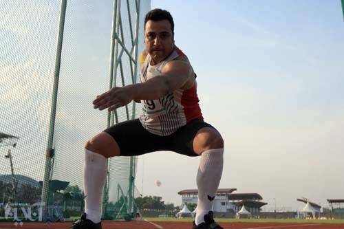 بازگشت طلایی احسان حدادی به تیم ملی/ رکورد ۶۶ متر برای پسر همیشه شاکی