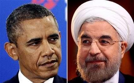 روحانی و اوباما تلفنی گفت و گو کردند