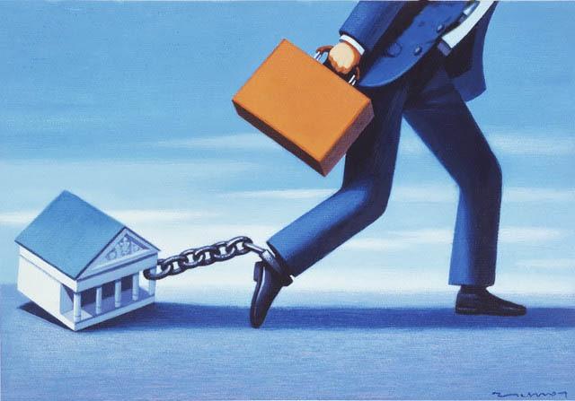 بدهی 94 هزار میلیارد تومانی دولت به نظام بانکی