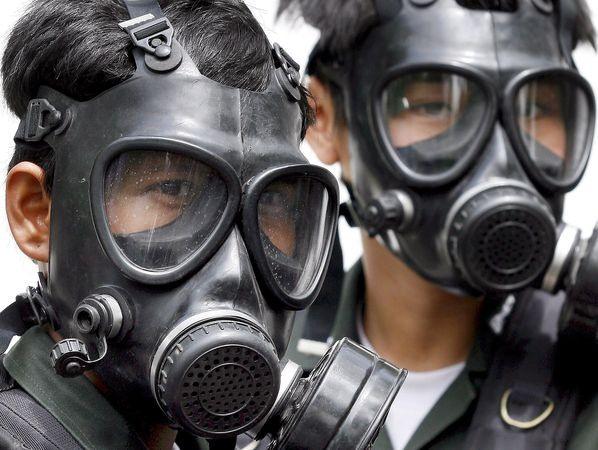 ماسک ضد گاز شیمیایی چطور کار میکند؟