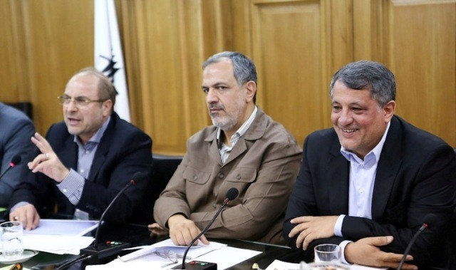 شورای شهر امروز و رقابت قالیباف و هاشمی