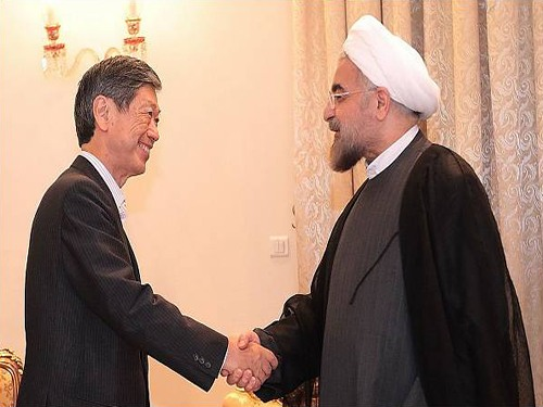 روحانی: موضوع هستهای ایران باید در چارچوب مقررات بینالمللی حل شود