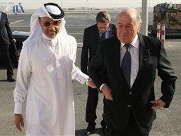 فیفا سرانجام به اشتباه خود اعتراف کرد/ بلاتر: شاید برای دادن میزبانی به قطر اشتباه کردیم