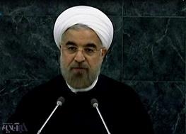 متن کامل سخنرانی دکتر روحانی در شصت و هشتمین مجمع عمومی سازمان ملل متحد