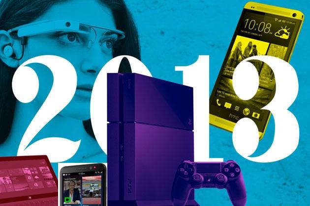 معرفی برترین موبایلها،تبلت ها،لپ تاپ ها، کنسول ها و گجت های 2013
