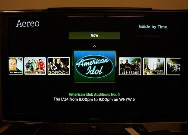 آینده تلویزیون های اینترنتی در دیوان عالی امریکا