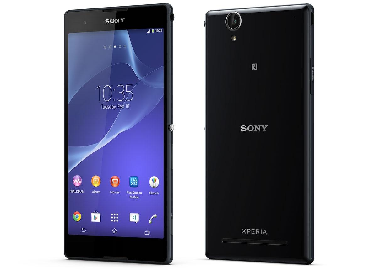 مروری بر جدیدترین گوشی هوشمند سونی اکسپریا T2 با نمایشگر 6 اینچی