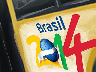 کاریکاتور/ جاماندن یوز از جام جهانی!