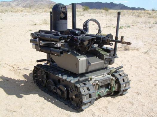 ارتش روباتهای آمریکایی در راه است!
