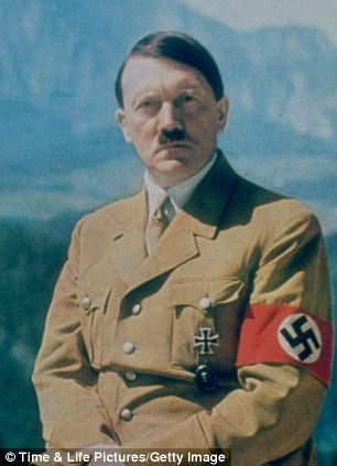 آدولف هیتلر,آلمان