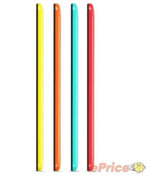 گوشی جدید اچ تی سی شبیه آیفون 5C پلاستیکی اپل