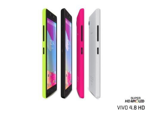 گوشی زیبا و خوش دست ویوو با صفحه 4.8 اچ دی فقط 250 دلار