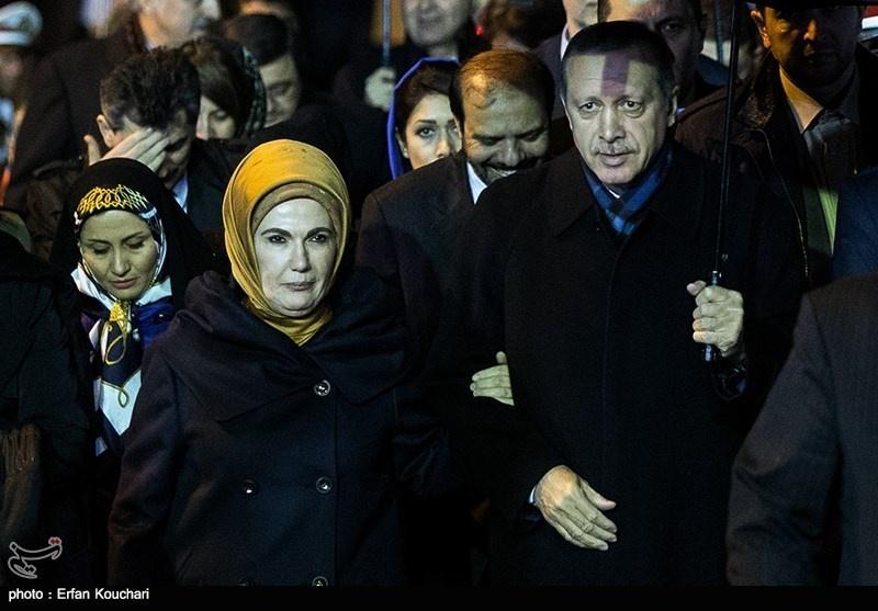 ایران و ترکیه,رجب طیب اردوغان
