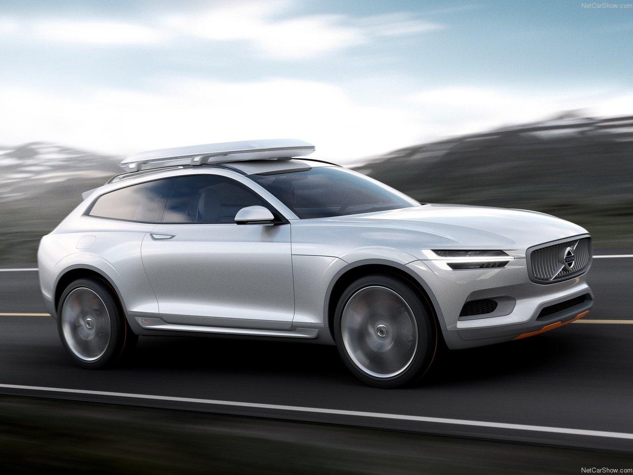 کوپه XC ولوو، بهترین طراحی خودروی سال